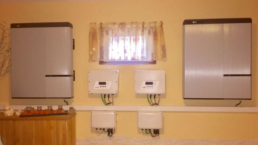 Solaranlagen solartechnik planung bau und service aus for Bauen aus einer hand