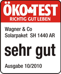 Wagner & Co - Ökotestsieger