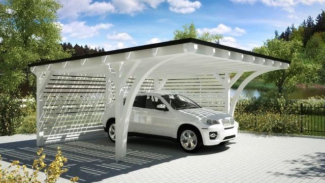 Solarcarport sonnenplaner for Carport planer
