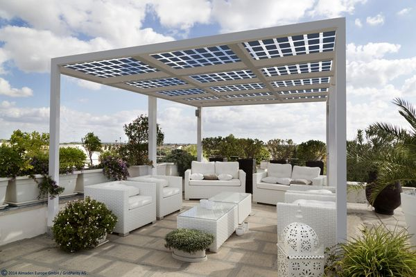 Solar Terrasse solarcarport sonnenplaner