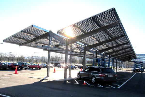 Solarcarport sonnenplaner for Montageanleitung carport
