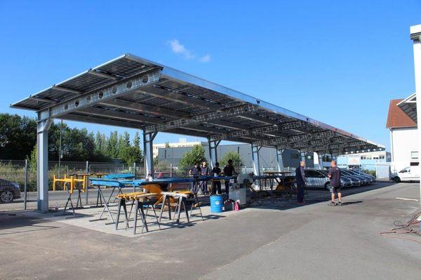 Solarcarport Sonnenplaner